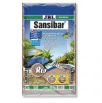 JBL Sansibar RED - 10кг - дънен, подхранващ субстат за сладководни или соленоводни аквариуми и териариуми