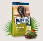Храна за кучета Happy Dog Супер Премиум Нова Зеландия за чувствителни кучета със специални нужди - три разфасовки