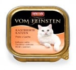 Animonda Von Feinsten Castrated - пастет за кастрирани котки, 100 гр. - различни вкусове