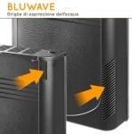 Вътрешен филтър за аквариум Ferplast BLUWAVE 07, 34 x 9,5 x h 39 cm, 900 l/h