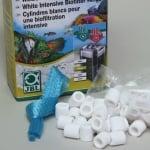 JBL SintoMec- рингове от синтетично стъкло за интензивна биологична филтрация, 1л=1200 кв.м. повърхност