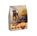 Храна за кучета от средни и едри породи PURINA PRO PLAN Duo Delice Adult Medium and Large, с говеждо, 2.5кг