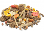 Versele-Laga Crispy Muesli - Rabbits (Cuni Crispy) 1кг - Пълноценна храна за декоративни зайци - различни разфасовки