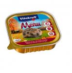 Пастет за таралеж Vitakraft menu, 100гр