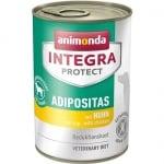 Integra Protect Adipositas БЕЗ ЗЪРНО -храна за кучета с  наднормено тегло - 400гр
