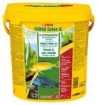 """""""Cichlid Green XL"""" - Храна със Спирулина за големи растителноядни риби"""