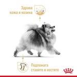 Суха храна за кучета порода померан Royal Canin Pomeranian Adult, две разфасовки
