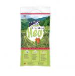 Сено за гризачи от свежа трева с шипки Bunny FreshGrass Hay Rosehip, 500гр