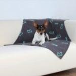 """""""BEANY Gray"""" - Одеяло за кучета"""