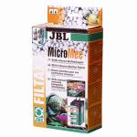 MicroMec- бели биофилтърни топчета, подобряващи почистващата сила на филтъра