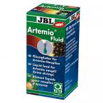 JBL Artemio Fluid 50ml - Течна храна за артемия науплии (морски скариди)