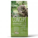 Храна за възрастни котки Cat Concept, с пилешко месо, 1.500 кг.