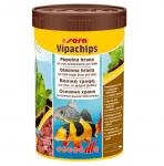 Храна за придънни рибки Vipachips от sera, Германия