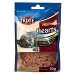 """""""Premio Hearts"""" - Лакомство патешки гърди и риба треска"""