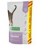 Nature`s Protection Sensitive Digestion /Храна за капризни котки/ - 400ГР+400ГР