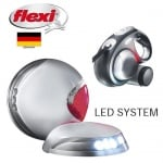 LED оветление за поводи flexi - винаги на светло