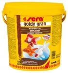 Sera Goldy gran - храна за златни рибки
