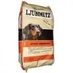 """""""Любимец говеждо и черен дроб"""" - Храна за кучета с повишена физическа активност"""