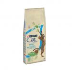 Суха храна за котки Purina Cat Chow Adult, с пиле и пуйка, 15,00кг