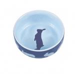 Керамична купа за заек Trixie, 250мл./ø 11 cм.