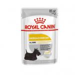 Royal Canin DOG Dermacomfort LOAF - пауч за куче за здрава кожа и красива козина 85гр