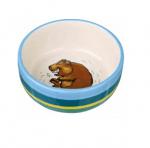Керамична купа за гризачи Trixie, 250мл./ø 11см