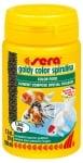 sera goldy color spirulina - за златни рибки, оцветяваща