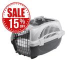 Atlas Deluxe Open е транспортна чанта идеална за малки кучета и котки. Подходяща за пътуване с влак, кола или самолет - два размера