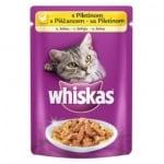 Пауч Whiskas 100гр - различни вкусове