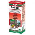 JBL Oodinol Plus 250 - 100ml - Препарат срещу соленоводни и сладководни камшичести едниклетъчни Oodinium (кадифена болест) по сладководни и соленоводни аквариумни риби