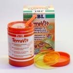 JBL TerraVit 100g - Мултивитамини и микроелементи на прах за терариумни животни (земноводни, влечуги)