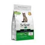 Храна за котки Schesir Cat Adult Maintenance Lamb с агне, две разфасовки