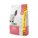 Храна за коте Nature`s Protection Persion/ за израснали дългокосмести котки/2.00кг+1.00кг
