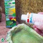 JBL Biotopol T - Препарат за водата в терариумите за отстраняване на вредните съставки на водата