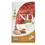 N&D QUINOA SKIN & COAT - Храна за кучета с чувствителен стомах, за здрава кожа и козина - с пъдпъдък, кокос и куркума