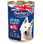 Butchers Life 390гр - пълноценна храна за кучета - три вкуса