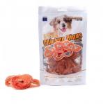 Лакомство за куче Magnum Кръгчета с пилешко месо, 80гр