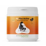 Хранителна добавка за повече енергия за кучета от средни и едри породи Dynamopet N.PLUS ACTIV, 200гр