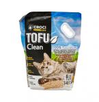 Натурална постелка за котешка тоалетна, тофу, Croci, 6 л
