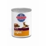 """""""HILL'S Adult Light"""" - Консерва за кучета за поддържане на идеално телесно тегло"""