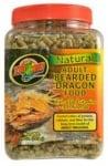 """""""Храна за израснали брадати агами"""" - С отлично съотношение на фибри, калций и протеин"""
