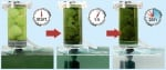 sera pond crystal clear Professional - Филтърен материал за кристално прозрачна вода в езерото - 350 гр достатъчен за 6 000 л вода. Може да се пере и ползва повторно