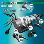 Стерилизатор за аквариуми JBL ProCristal Compact UV-C 18 W - Кристално чиста и здравословна вода