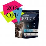Храна за кучета от дребни породи със склонност към напълняване и/или кастрирани кучета Flatazor Prestige ADULT MINI LIGHT &/OR STERILIZED, три разфасовки