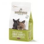 Wellness Junior Премиум храна за мини зайци 1kg.