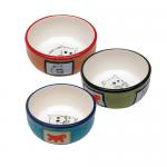 HAMSTER BOWL - Красива керамична купичка за малки животни, 0,180Л.