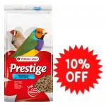 Versele-Laga Standard Tropical Finches - пълноценна храна за тропически финки - 0.500кг; 1,.00кг; 20.00кг