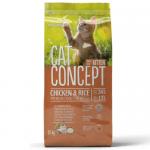 Храна за малки котенца Cat Concept Kitten, с пилешко месо и ориз, 1.50кг