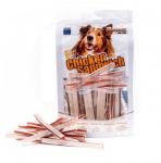 Лакомство за куче Magnum Сандвич с пилешко месо, 80гр