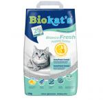 Котешка тоалетна ароматизирана Biokat's Bianco Fresh, 5.00кг